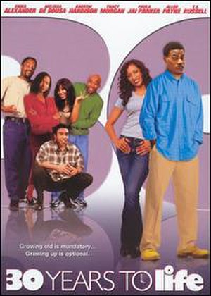 30 Years to Life - DVD cover