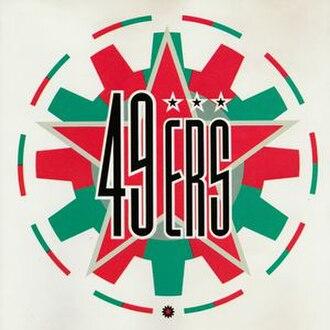 49ers (album) - Image: 49ers self titled album cover