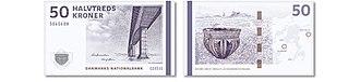 Banknotes of Denmark, 2009 series - Image: 50kroner 2009