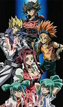 List of Yu-Gi-Oh! 5D's characters - Wikipedia