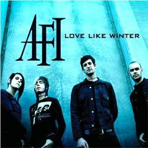 Love Like Winter - Image: AFI Love Like Winter cover