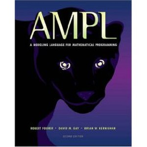 AMPL - Image: AMPL (textbook cover)