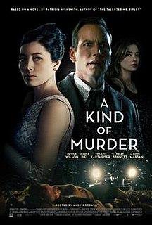 <i>A Kind of Murder</i> 2016 film by Andy Goddard