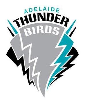 Adelaide Thunderbirds - Image: Adelaide Thunderbirds 2008