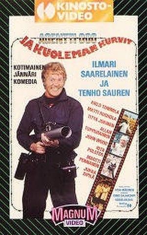 Agentti 000 ja kuoleman kurvit - VHS cover