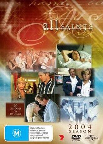 All Saints (season 7) - 2004 Season DVD