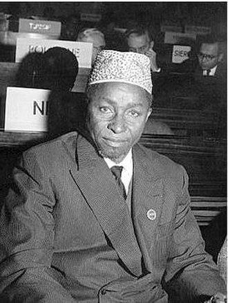Amadou Hampâté Bâ - Image: Amadou Hampâté Bâ