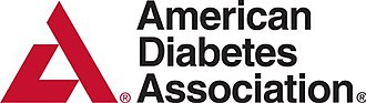 American Diabetes Association - Image: American Diabetes Association logo