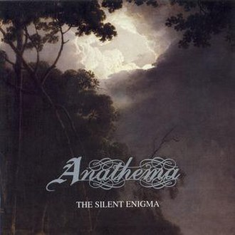 The Silent Enigma - Image: Anathema The Silent Enigma