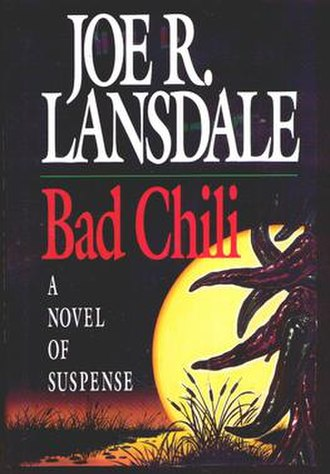Bad Chili - Mysterious Press edition