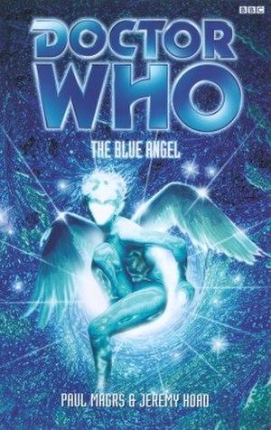 The Blue Angel (novel) - Image: Blue Angel (Doctor Who)