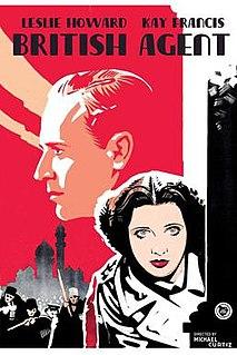 <i>British Agent</i> 1934 film by Michael Curtiz