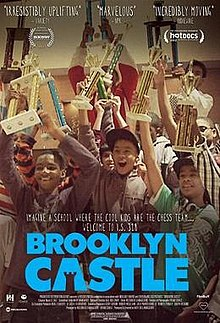 Promotional Poster for Brooklyn Castle