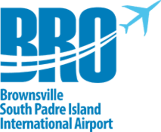 Brownsville/South Padre Island International Airport - Image: Brownsville South Padre Island International Airport Logo