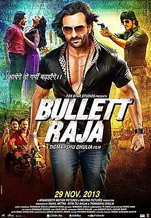 Bullett Raja (2013) - cast