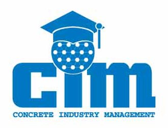 Concrete Industry Management - Concrete Industry Management (CIM) Logo