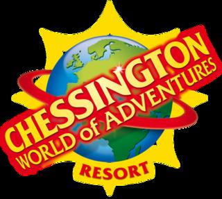Chessington World of Adventures theme park in Chessington, Greater London, England