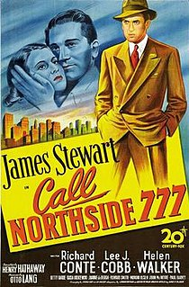 <i>Call Northside 777</i> 1948 film by Henry Hathaway