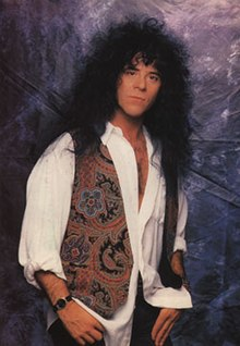 Eric Carr (1950-1991) was the drummer in Kiss from 1980 until his death in 1991.