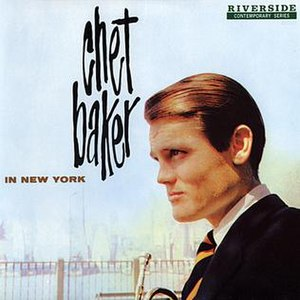 Chet Baker in New York - Image: Chet Baker in New York