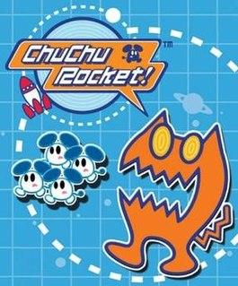 <i>ChuChu Rocket!</i> 1999 video game
