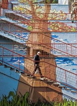 Ciglane Graffiti Sarajevo Jpg