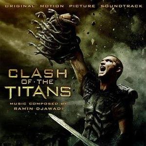 Clash of the Titans (soundtrack) - Image: Clash of the Titans Soundtrack