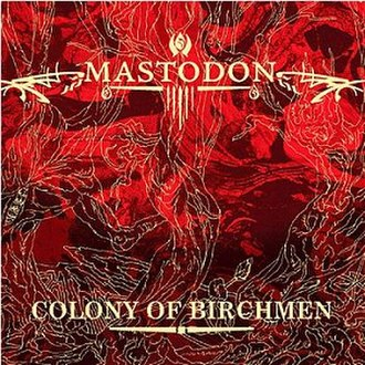 Colony of Birchmen - Image: Colony of Birchmen cover