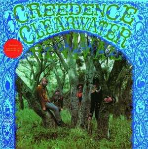 Creedence Clearwater Revival (album) - Image: Creedence Clearwater Revival Creedence Clearwater Revival