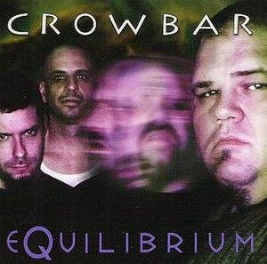 Equilibrium (Crowbar album) - Image: Crowbarequilibrium
