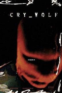 <i>Cry Wolf</i> (2005 film) 2005 film by Jeff Wadlow