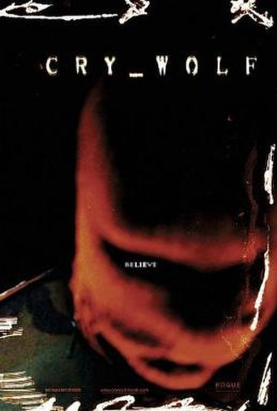 Picture of a movie: Cry Wolf