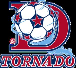 Dallas Tornado - Logo