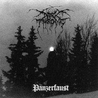 Panzerfaust (album) - Image: Darkthrone Panzerfaust