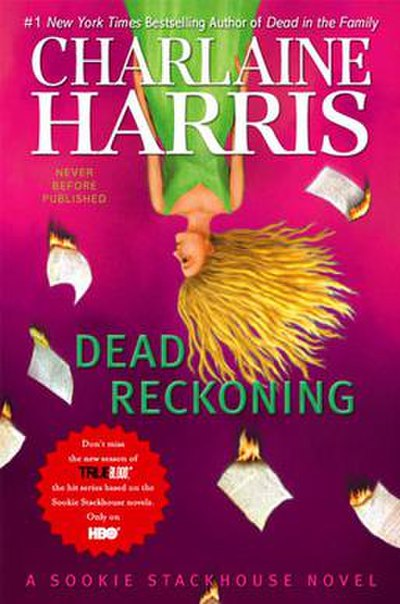 Picture of a book: Dead Reckoning