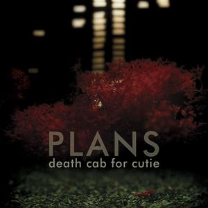 Plans (album) - Image: Death Cab For Cutie Plans