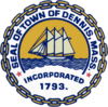 Official seal of Dennis, Massachusetts