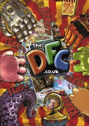 The DFC - Cover of the first issue