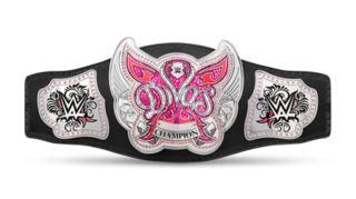 WWE Divas Championship Former championship created and promoted by the American professional wrestling promotion WWE