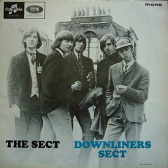 Downliners Sect - Image: Downliners Sect The Sect 1964