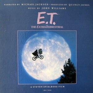 E.T. the Extra-Terrestrial (album) - Image: E.T. album