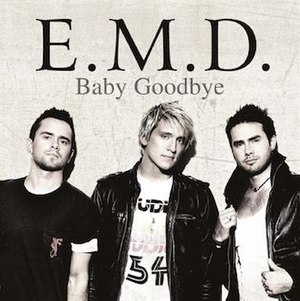Baby Goodbye (E.M.D. song) - Image: EMD Baby Goodbye