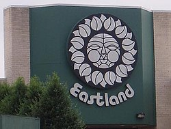 Logo from the former Eastland Mall