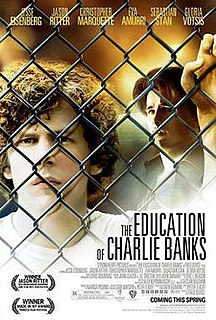 <i>The Education of Charlie Banks</i> 2007 film directed by Fred Durst