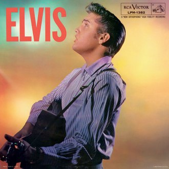 Elvis (1956 album) - Image: Elvis 01