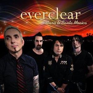 Return to Santa Monica (album) - Image: Everclear Return to Santa Monica (album) 2011