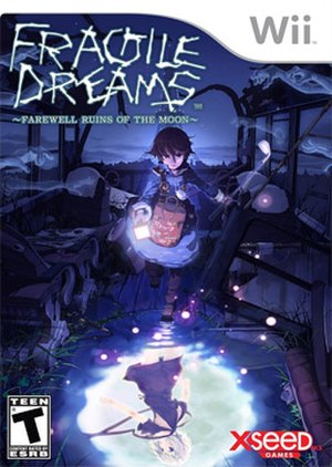 Fragile Dreams: Farewell Ruins of the Moon - North American box art