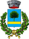 Coat of arms of Frassinello Monferrato