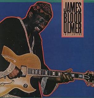 <i>Free Lancing</i> 1981 studio album by James Blood Ulmer