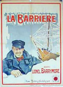 French film poster The Barrier.jpg